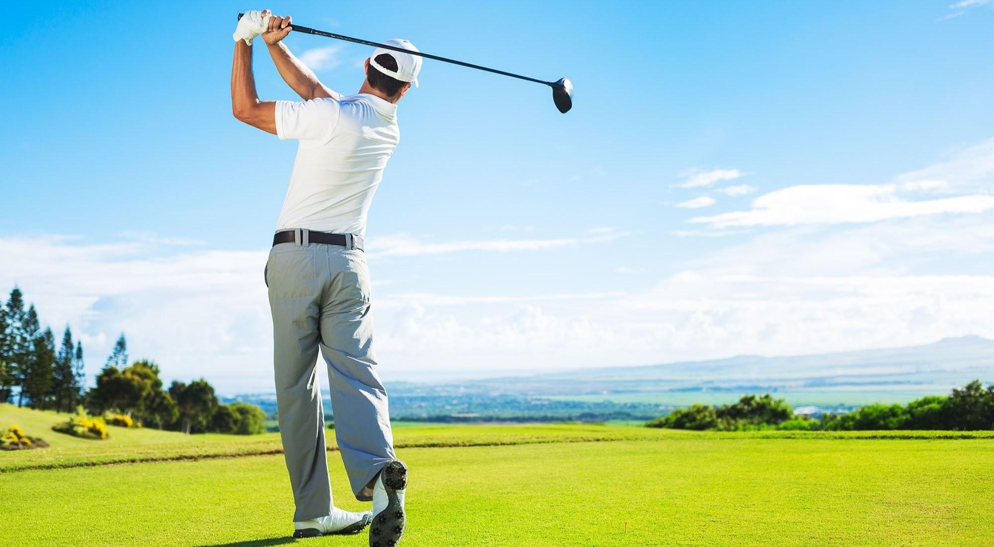 Golf väderprognos