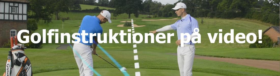 Golfinstruktioner på video - Golfguiden Online