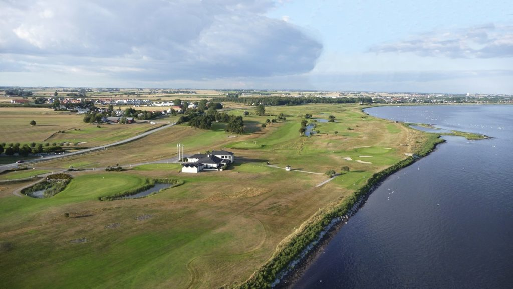 En fyra Skåne -Trelleborgs Golfklubb