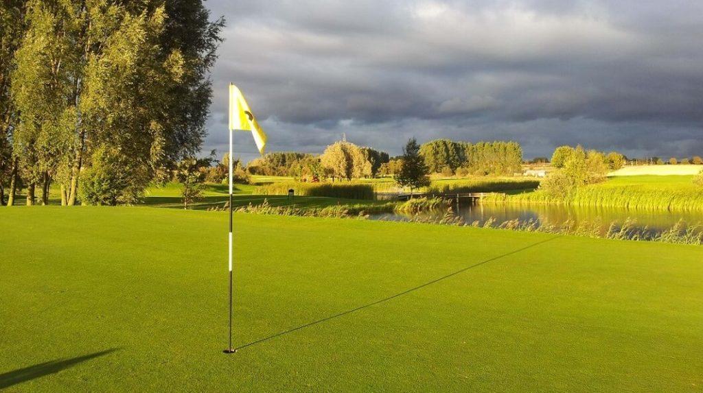 En fyra Skåne -Vellinge Golfklubb