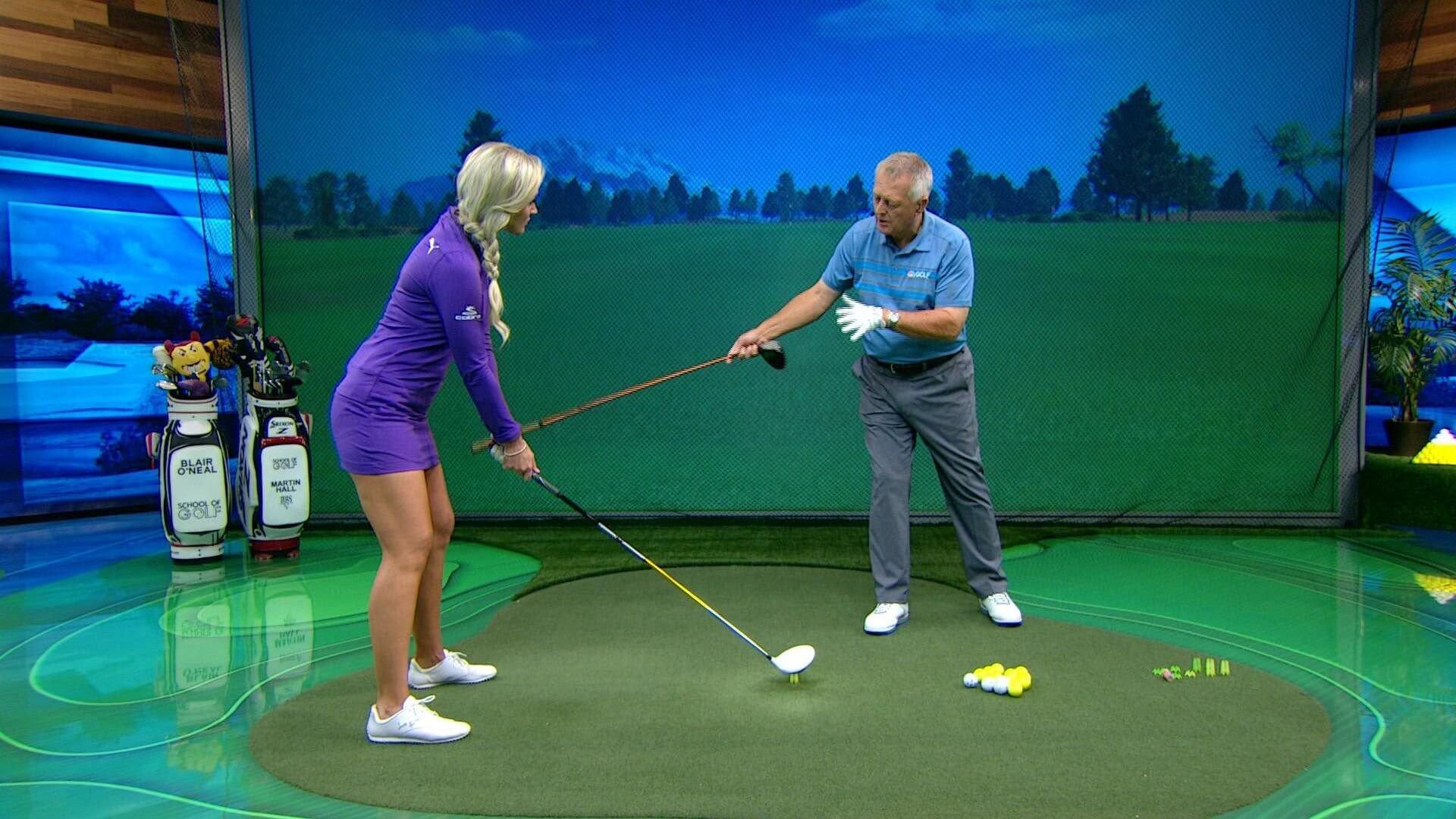 Golfinstruktioner