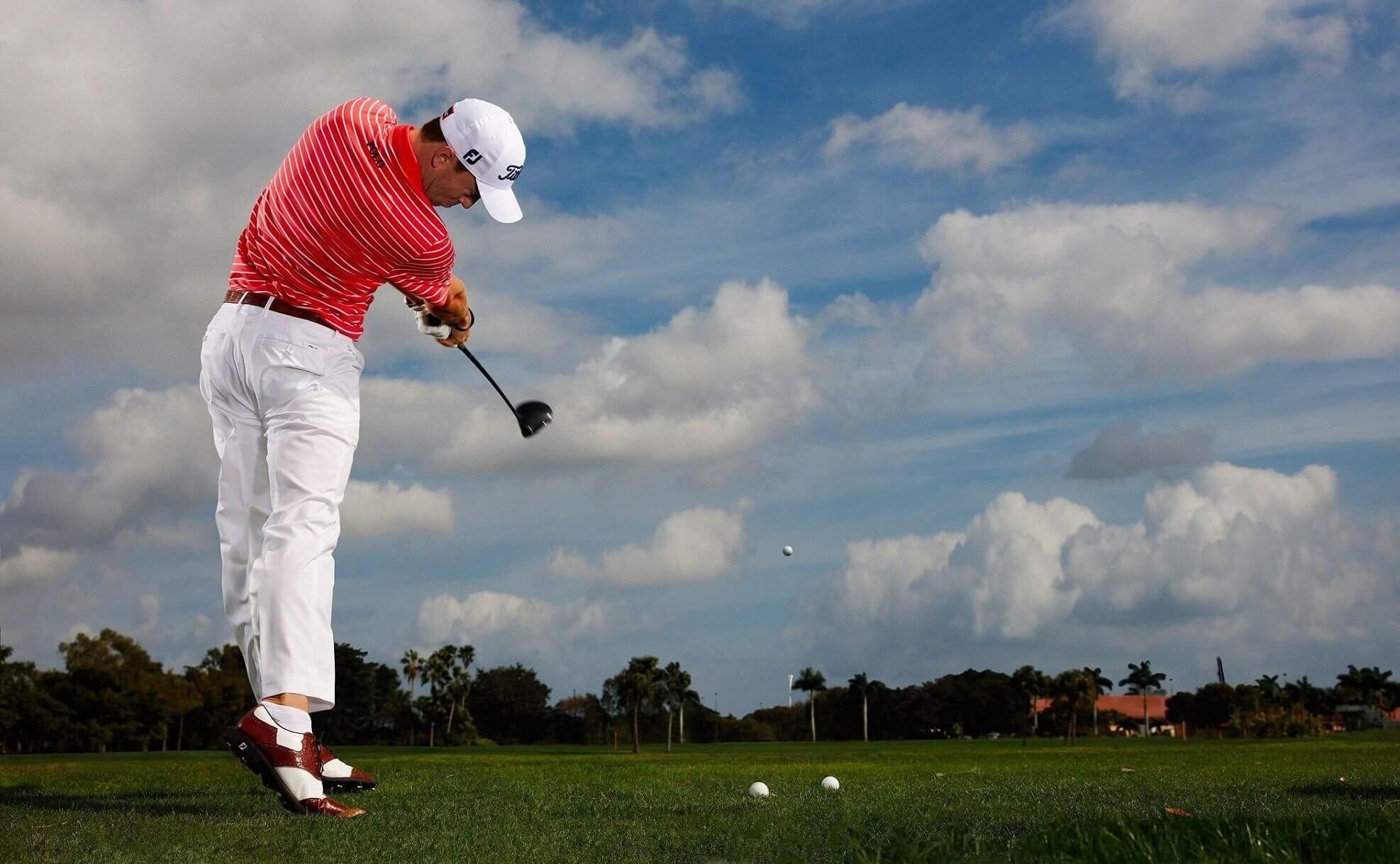 Golfinstruktioner på video